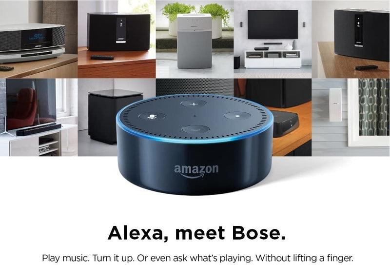 Bose SoundTouch 10 Wireless Speaker With Alexa