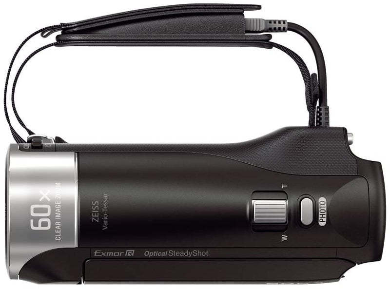 Sony HDRCX405 HD Video Recording Camcorder, Black