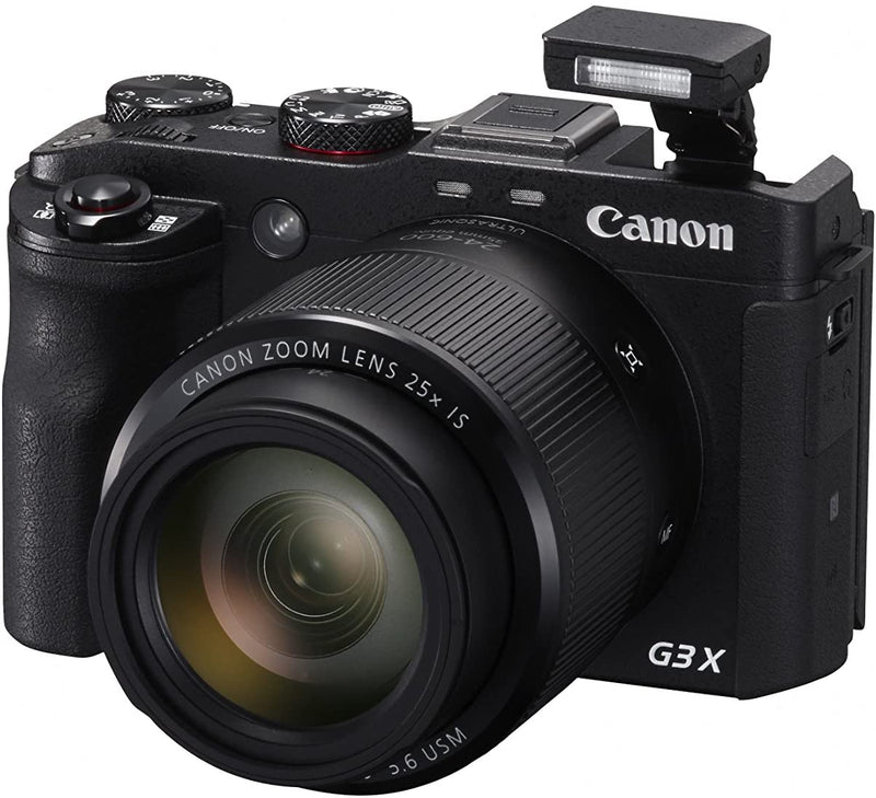 Canon PowerShot G3 X 20.2 MP Compact Digital Camera - 1080p