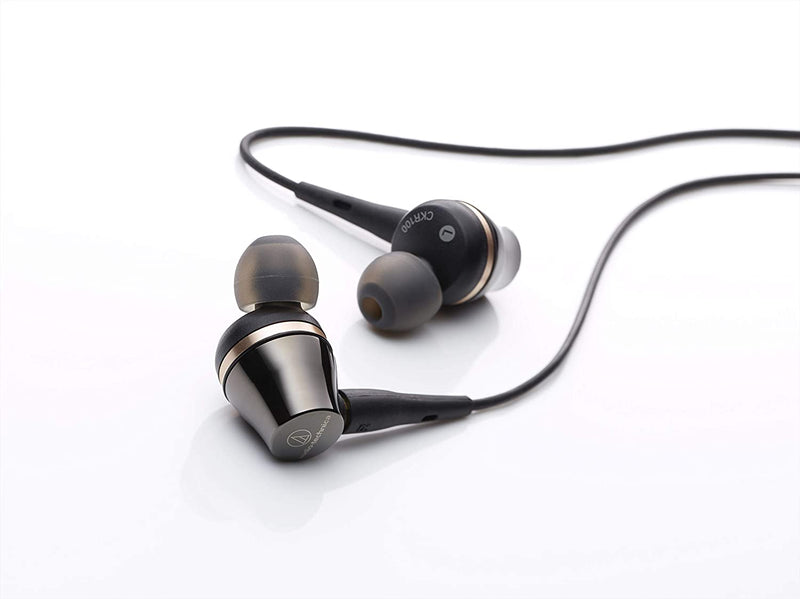 Audio-Technica ATH-CKR100iS Sound Reality In-Ear Headphones