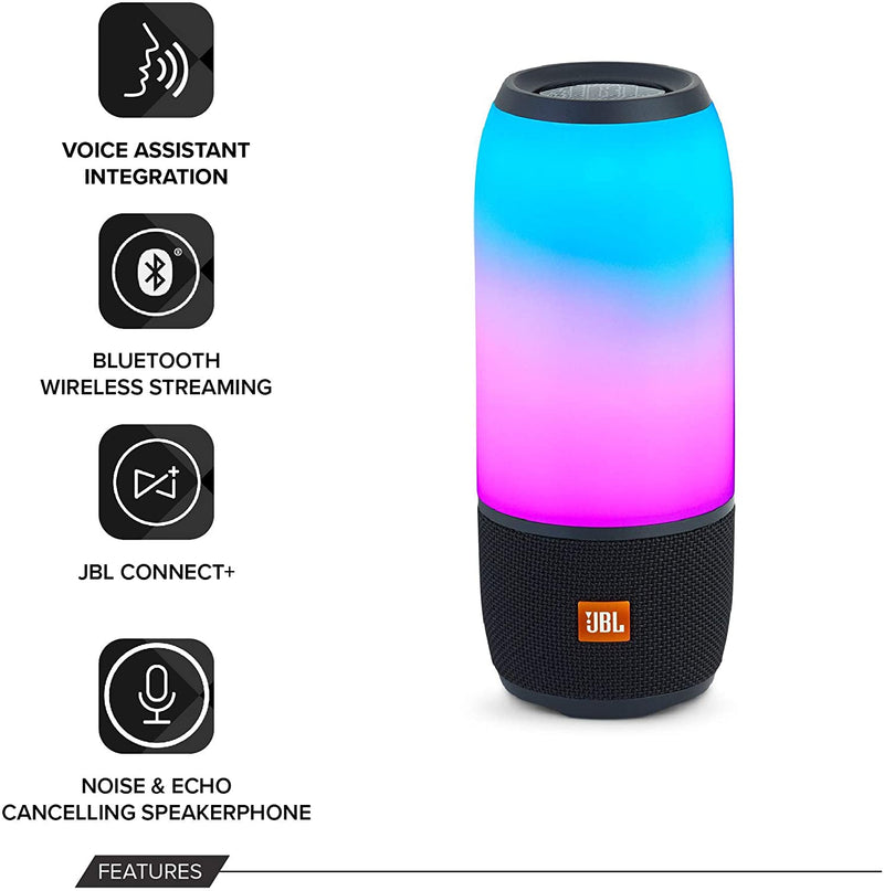 JBL Pulse 3 Wireless Bluetooth Waterproof Speaker
