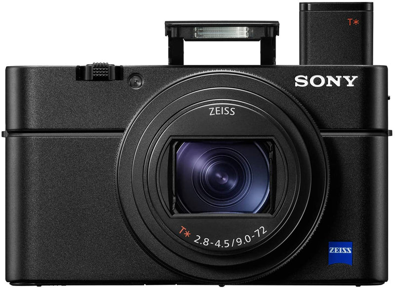 Sony RX100 VI Digital Camera with 24-200mm ZEISS Lens