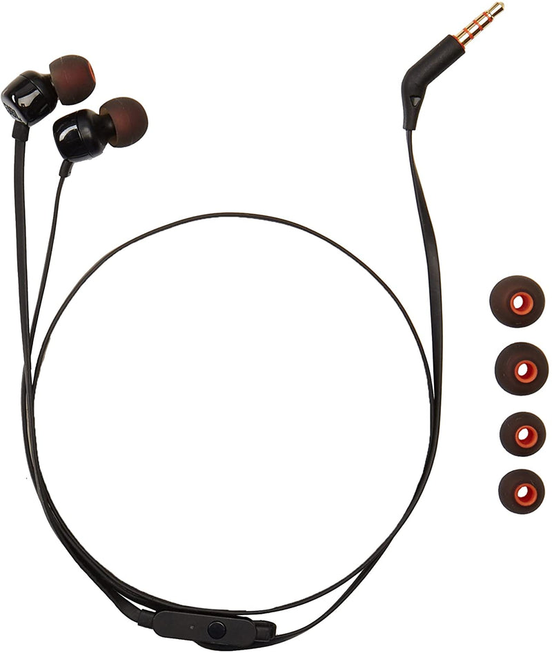 JBL T110 In Ear Headphones