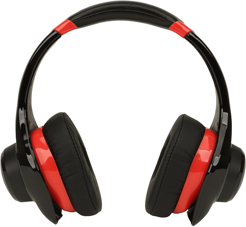 Denon AH-D320RD Urban Raver On-Ear Headphones