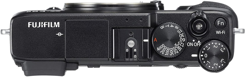 Fujifilm X-E2S Mirrorless Camera Body Only, Black