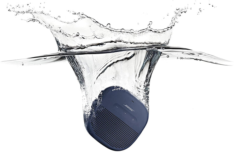 Bose SoundLink Micro Wireless Speaker, Midnight Blue