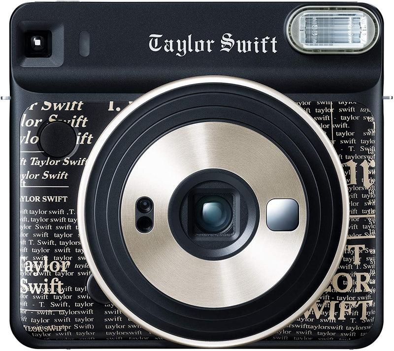 Fujifilm Instax Square SQ6 Instant Film Camera, Taylor Swift Edition