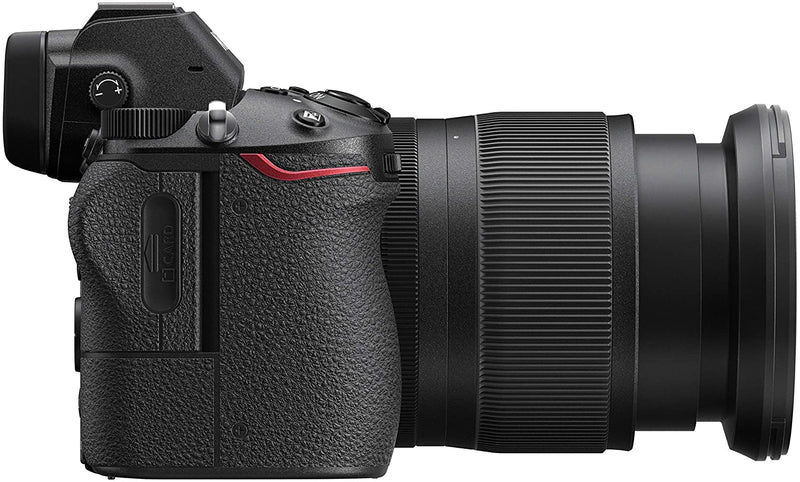 Nikon Z6 FX-Format Mirrorless Camera Body with NIKKOR Z 24-70mm f/4 S