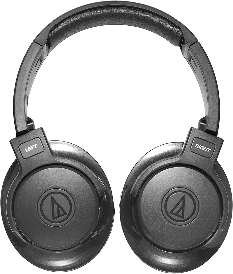 Audio-Technica ATH-S700BT SonicFuel Wireless Over-Ear Headphones