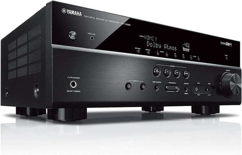 Yamaha RX-V585 7.1 Channel Dolby Atmos HT Receiver