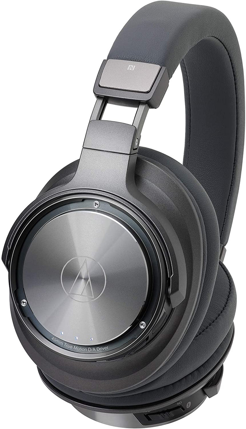 Audio-Technica ATH-DSR9BT Bluetooth Wireless Over-Ear Headphones
