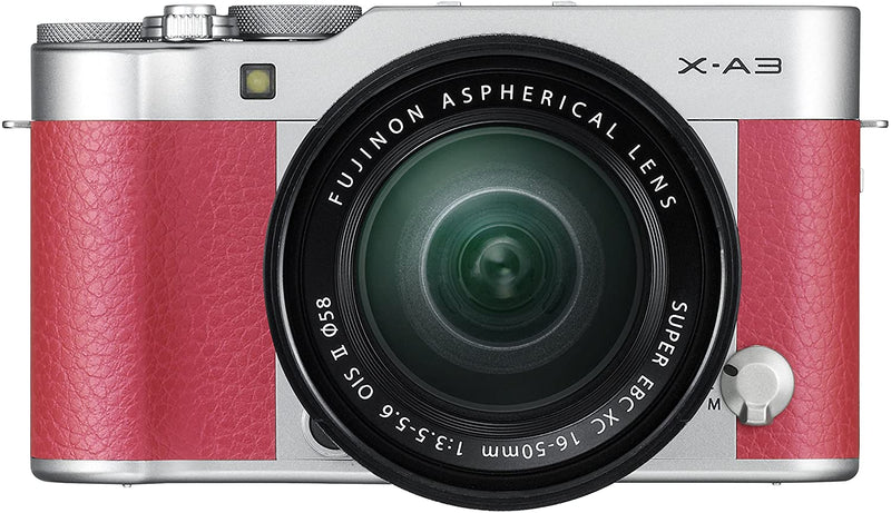 Fujifilm X-A3 Mirrorless Camera with XC 16-50mm f/3.5-5.6 Lens