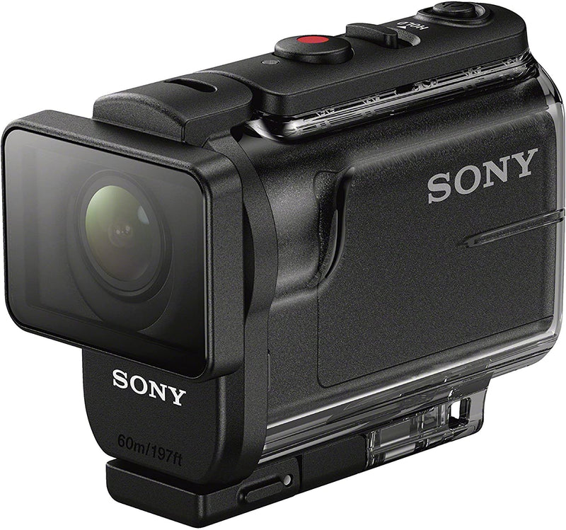 Sony HDRAS50R/B Full HD Action Cam, Black