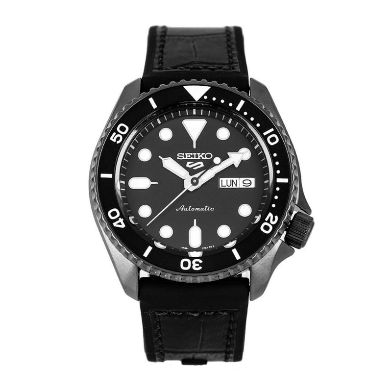 Seiko 5 Sports Automatic Hardlex Crystal SRPD65K3 Men's Watch