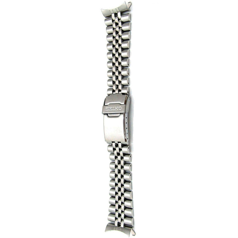 Seiko Jubilee Stainless Steel Silver Strap