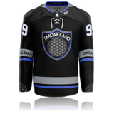 Smoakland Custom Hockey Jersey