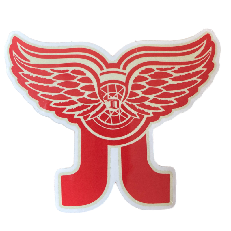 Pretty Lights Wings Sticker