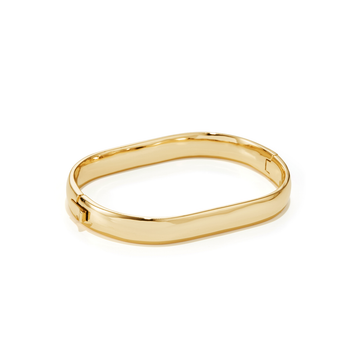 Jenny Bird Gold 'Stevie' Bangle