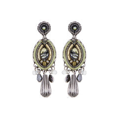 Ayala Bar Autumn Sadie Leverback Earrings