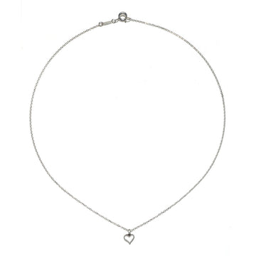 Satya Silver Mini Heart Necklace