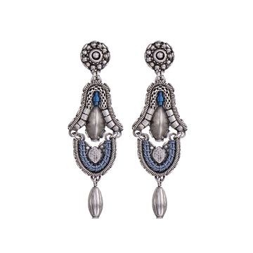 Ayala Bar Indigo Oriana Earrings