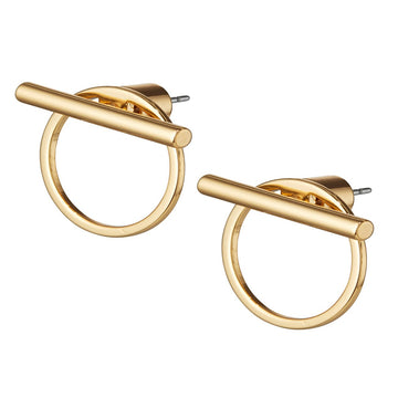 Jenny Bird Gold Rhye Jackets - Hoop With Bar