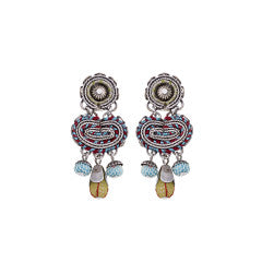 Ayala Bar Cloud Nine Belindo Leverback Earrings