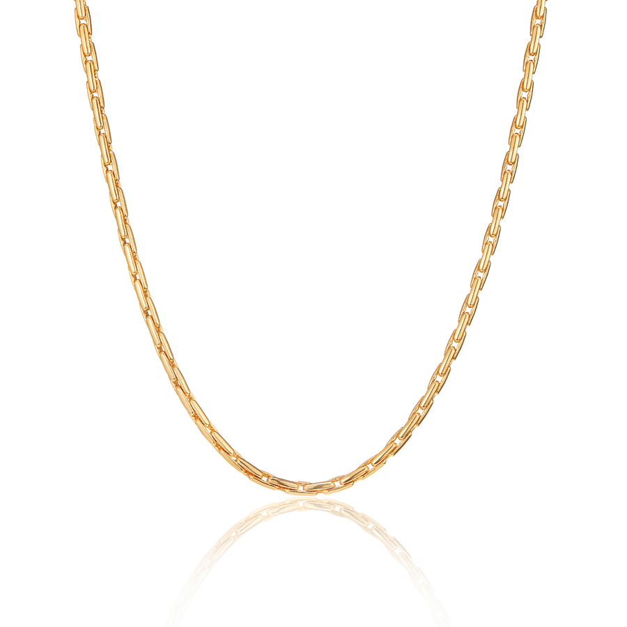 Jenny Bird Gold 'Constance' Chain Necklace