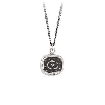 PYRRHA Sterling Endless Love Necklace