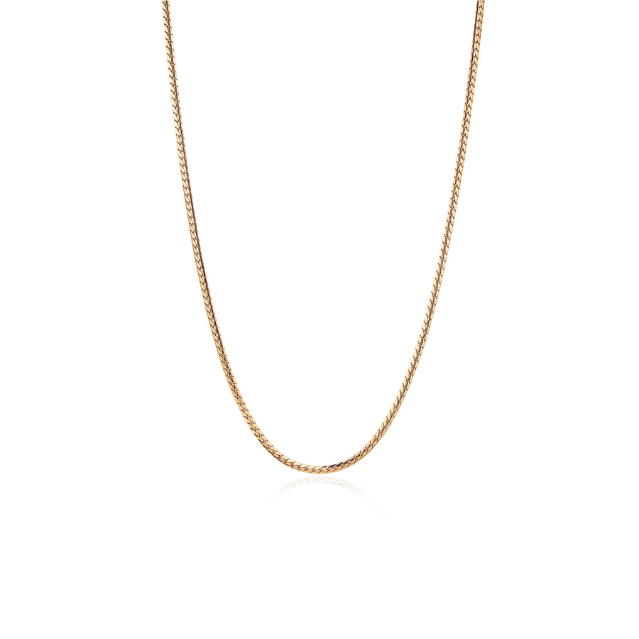 Jenny Bird Gold 'Priya' Necklace