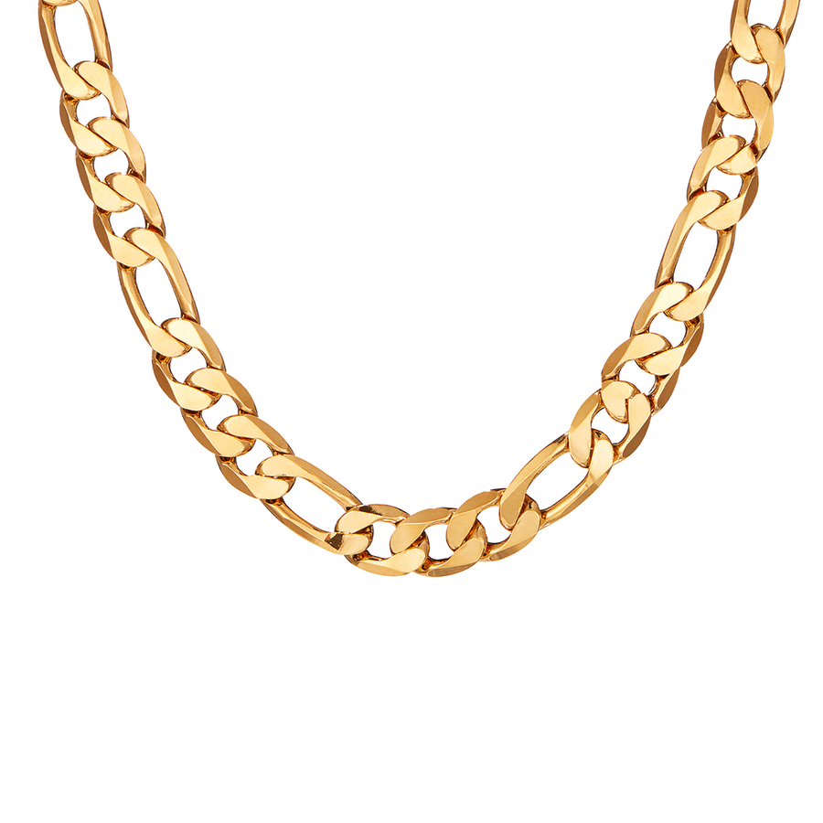 Jenny Bird Gold Landry Chain Necklace With Toggle Clasp