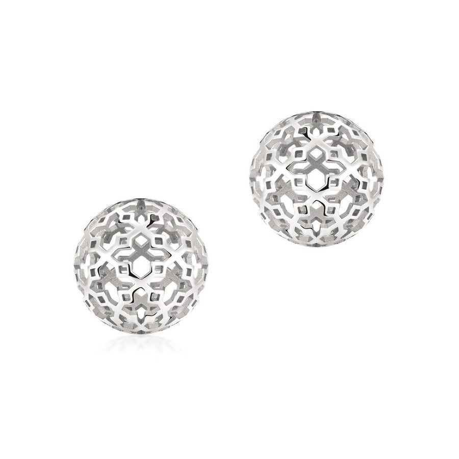 Birks Sterling Muse 10MM Ball Studs