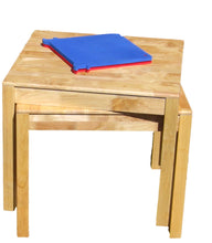 Load image into Gallery viewer, Standard Rubberwood Table
