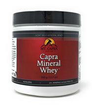 Load image into Gallery viewer, Capra Mineral Whey - 360 g