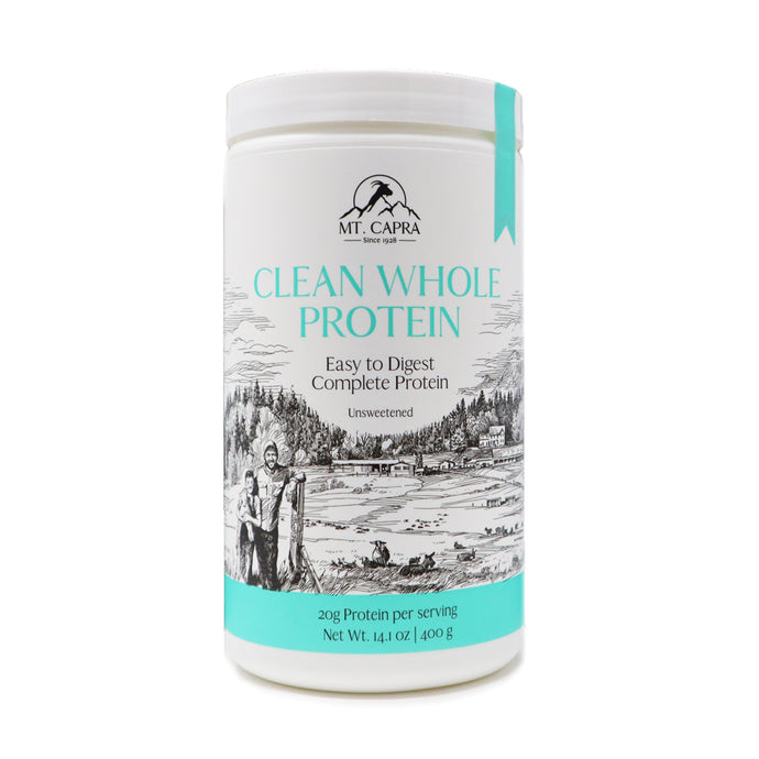 Clean Whole Protein - Nothing Added, 400 g