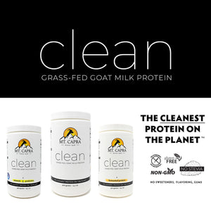 Clean Whole Protein with Minerals and Probiotics, 400 g