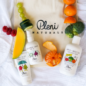 Pleni Naturals Mother + Baby Gift Set