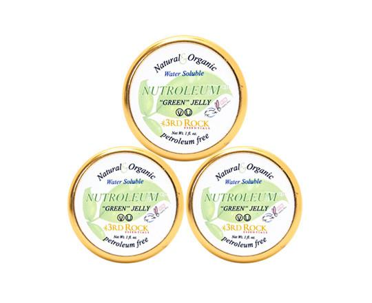 Nutroleum™ Non-Petroleum Skin Balm Water Soluble 1oz (3-pack)