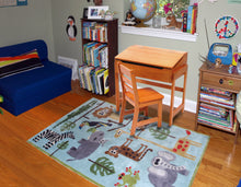 Load image into Gallery viewer, Kids Slanted Top Desk & Chair