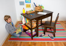 Load image into Gallery viewer, Kids Work Station & Chair
