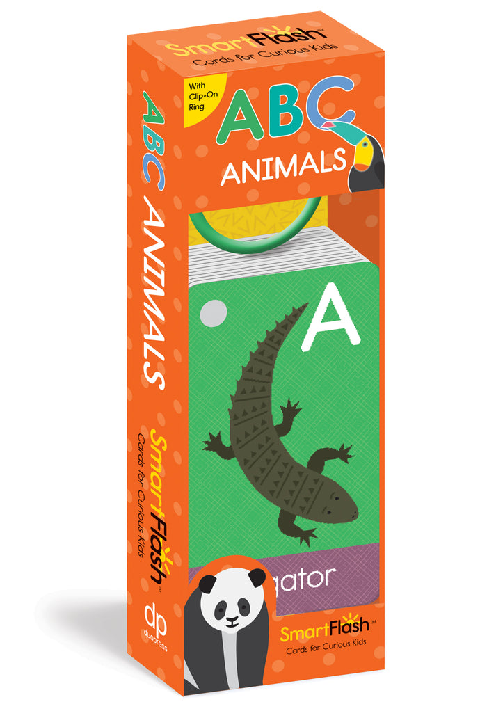 ABC Animals SmartFlash™—Cards for Curious Kids
