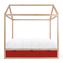 Load image into Gallery viewer, Domo Zen Bed with Drawers