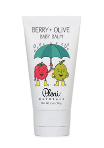 Berry + Olive Barrier Balm - 2 oz.