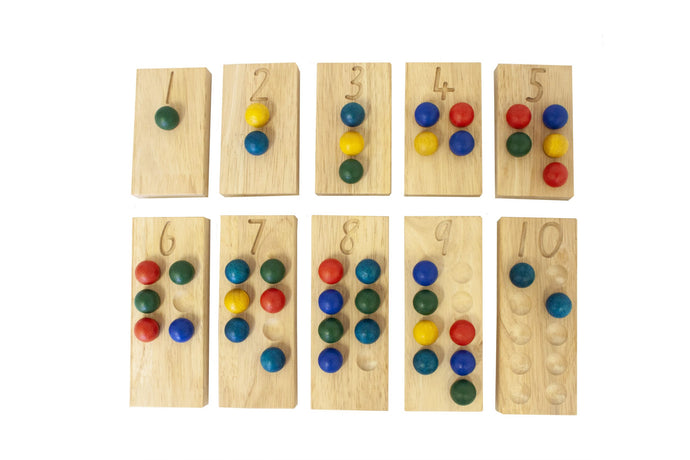 Counting and Math Set
