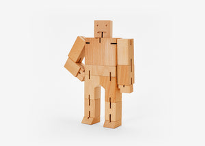 Cubebot® (Medium) by DAVID WEEKS