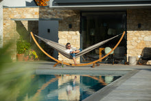 Load image into Gallery viewer, Elipso Nature - FSC™ certified Larch Stand for Kingsize Hammocks