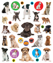 Load image into Gallery viewer, Eyelike Stickers Set: Baby Animals