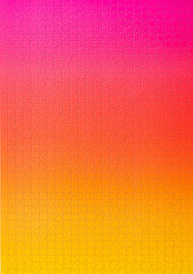 Gradient Puzzle by Bryce Wilner