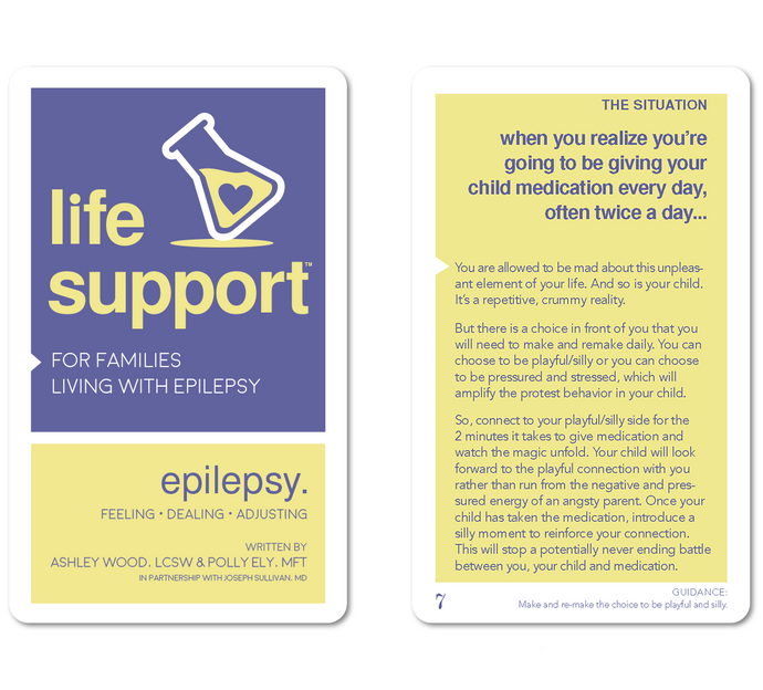 Life Support Cards