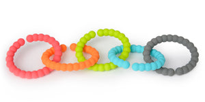 CB GO by Chewbeads Baby Silicone Links